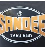 Sandee Sandee Shin Guards Cool Tec Black Gold