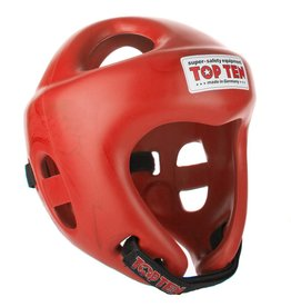 Top Ten Top Ten Head Guard Red
