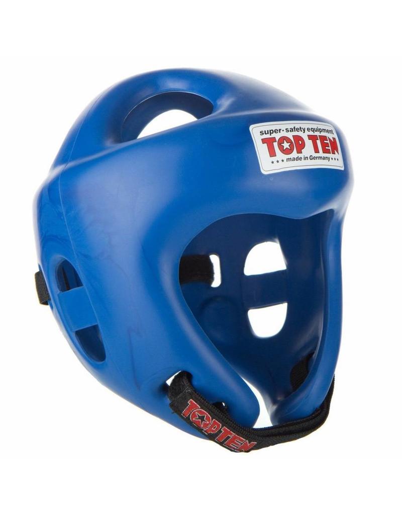 Top Ten Head Guard Blue