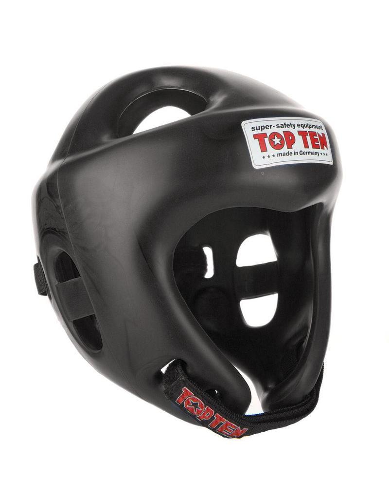 Top Ten Top Ten Head Guard Black
