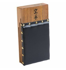 Enso Martial Arts Shop Leather Makiwara Board