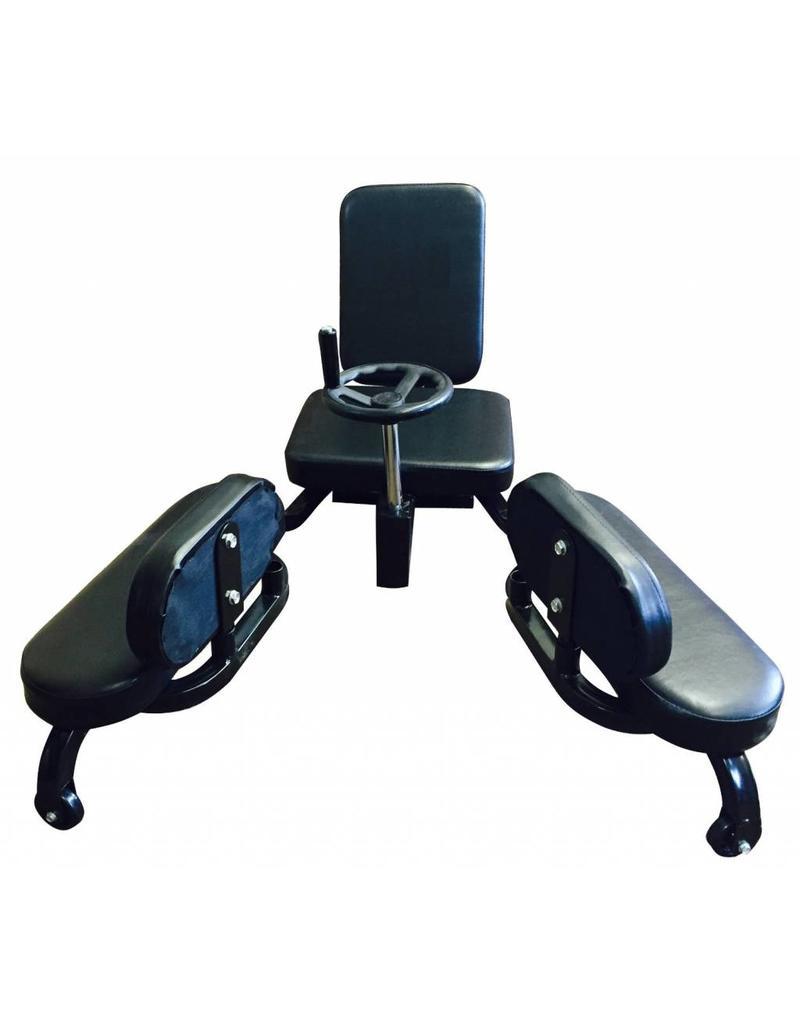 Enso Martial Arts Shop Heavy-Duty Leg Stretching Machine
