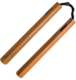 Enso Martial Arts Shop Wooden Octagonal Nunchaku