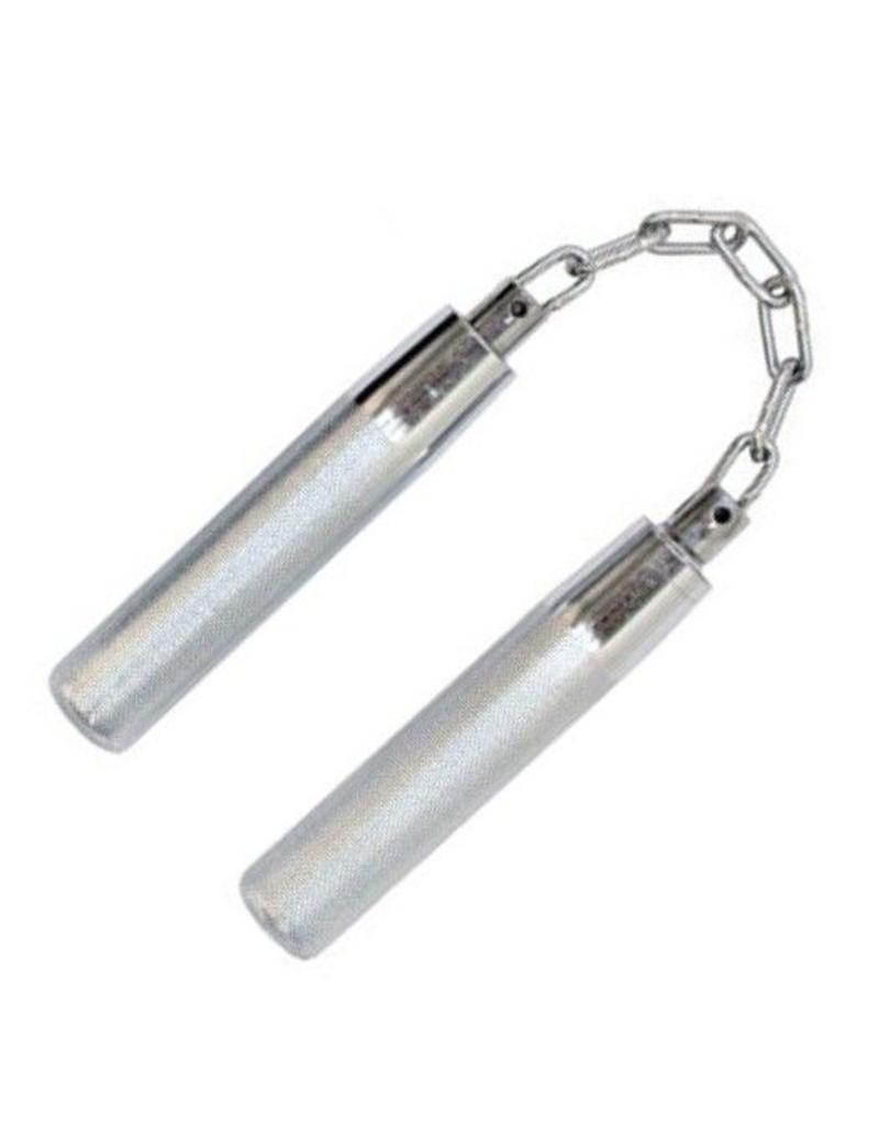 Chrome Telescopic Nunchaku