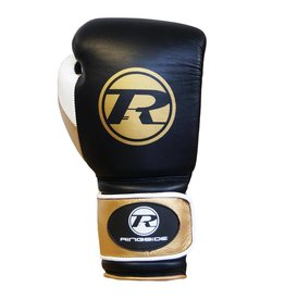 Ringside Ringside Boxing Gloves Super Pro Spar Black