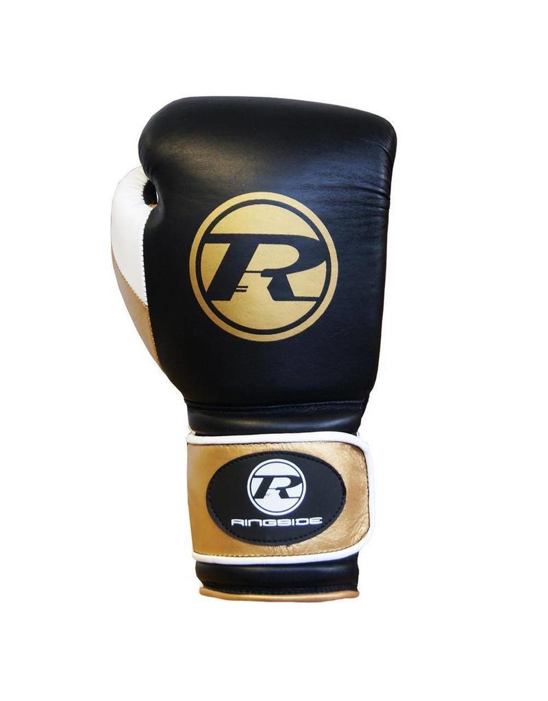 Ringside Ringside Boxing Gloves Super Pro Spar Black