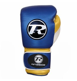 Ringside Ringside Boxing Gloves Super Pro Spar Blue