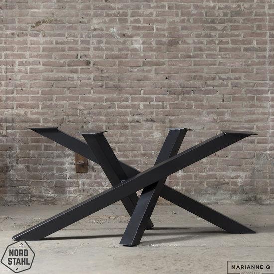 Nordstahl Industrieel tafelonderstel Tafelpoot Twist leg