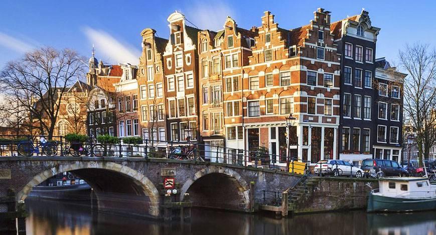3 gave routes om te rijden in Nederland