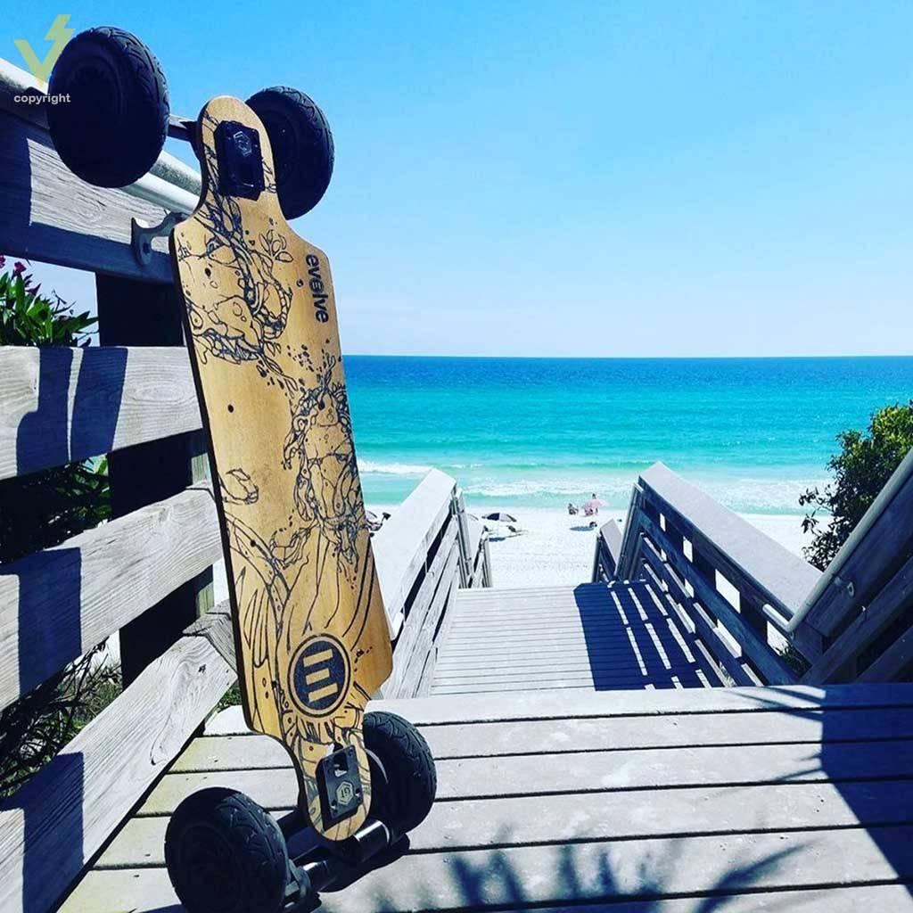 Evolve Skateboards Evolve All Terrain Conversion Kit