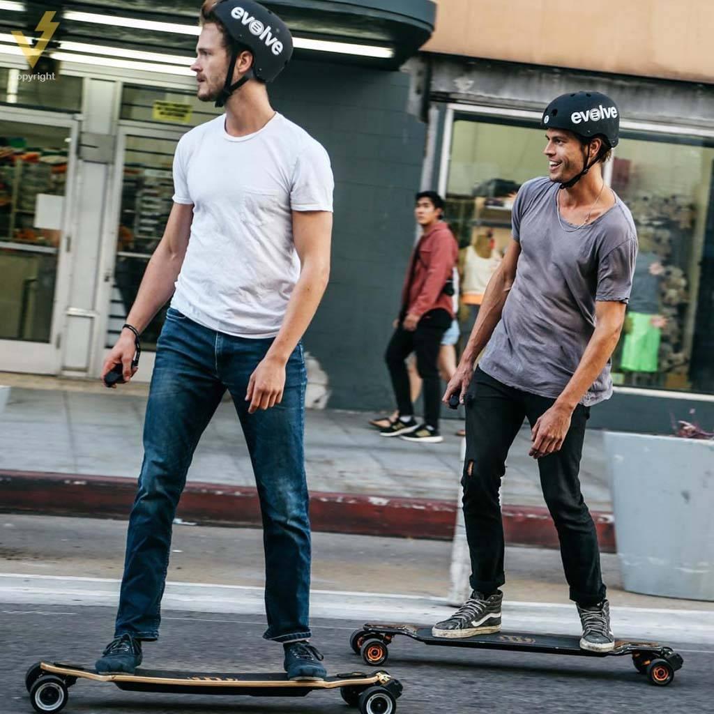 Evolve Skateboards Evolve Helmet