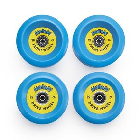 Mellow Board Wheels - 90mm