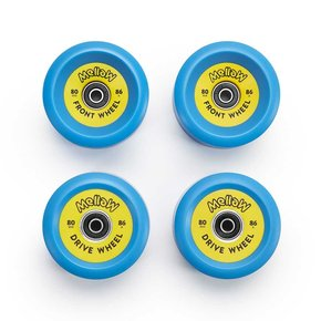 Mellow Board Wheels - 80mm