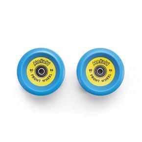 Mellow Board Front Wheels - 80mm