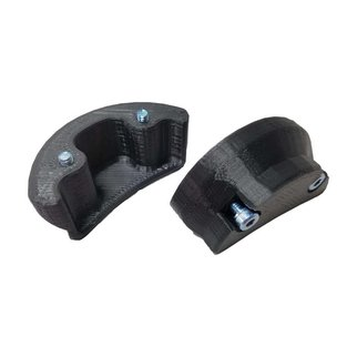 Flatland 3D Flatland 3D Motor Guards - Evolve Skateboards