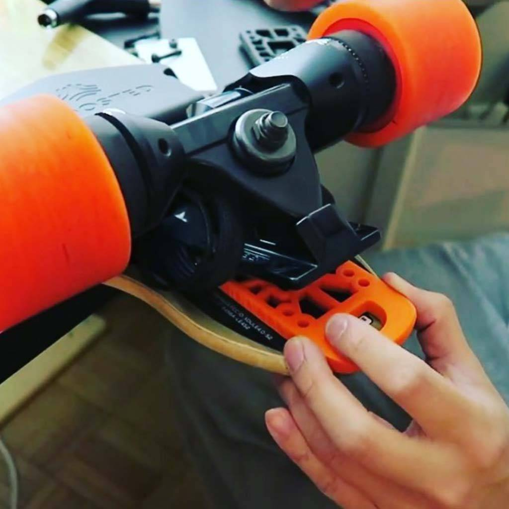 Flatland 3D Flatland 3D Bash Guard M Rounder - Boosted Boards