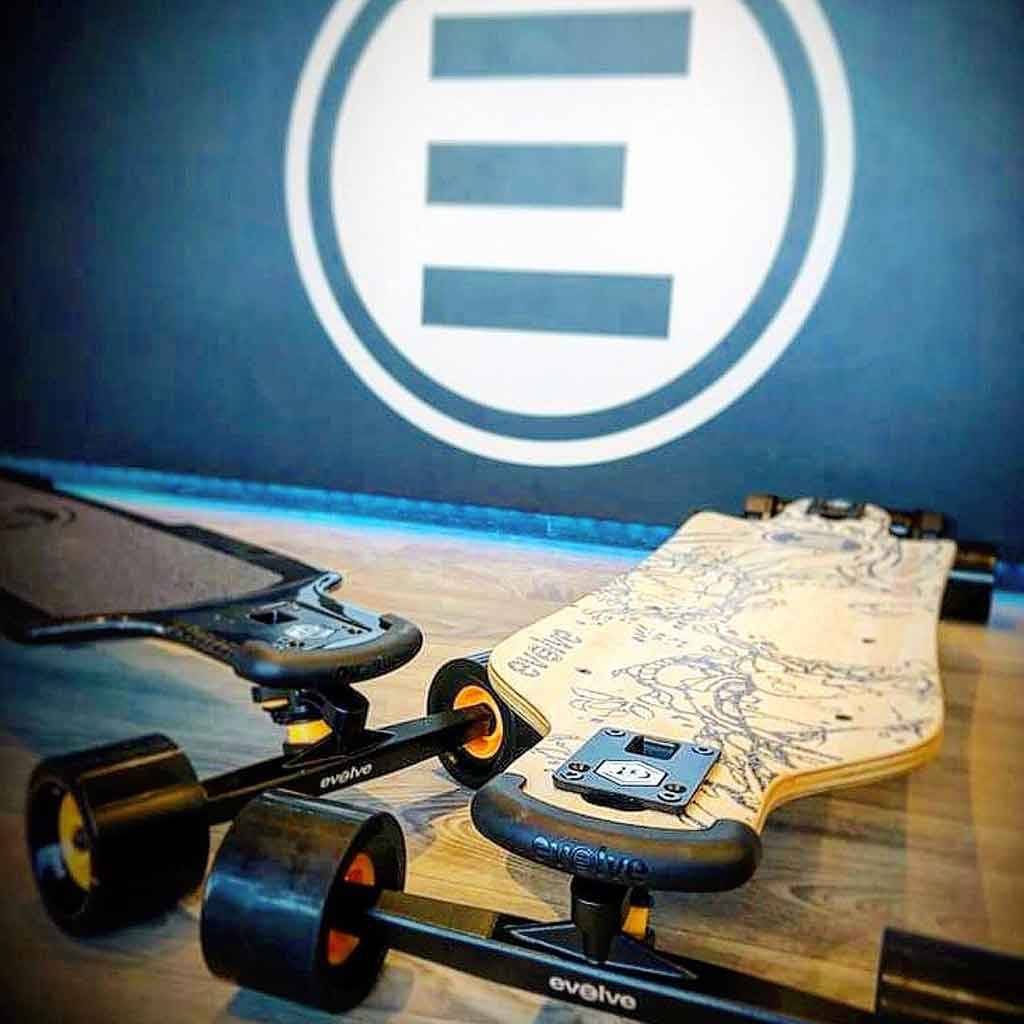 Evolve Skateboards Evolve Board Bumper - Nose Guard