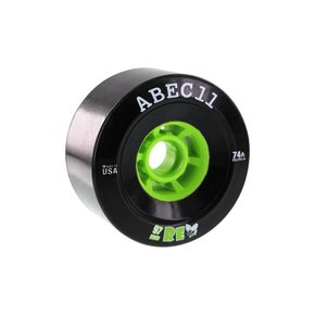 Abec 11 Refly Wheels Black - 97mm
