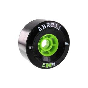 Abec 11 Refly Wielen Black - 97mm