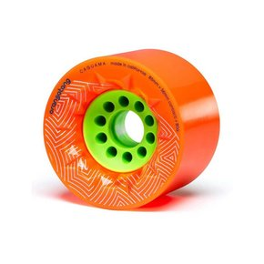 Orangatang Caguama Wheels Orange - 85mm