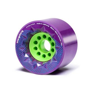 Orangatang Orangatang Caguama Wheels Purple - 85mm