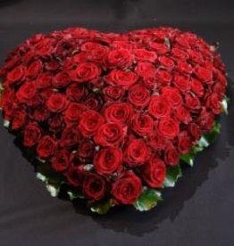 Bloemenhart rode rozen