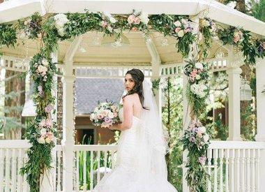 Bruidsdecoratie