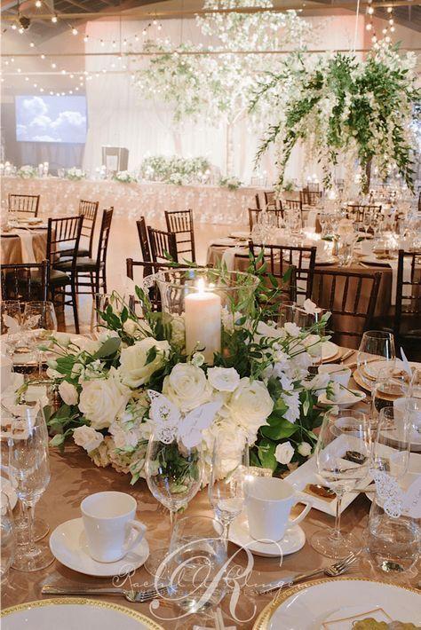 diner bruiloft