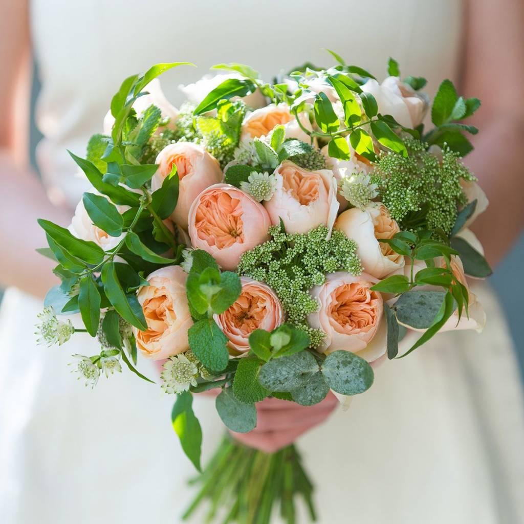 Bruidsboeket Jenny