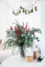 Kerstboeket Eucalypthus