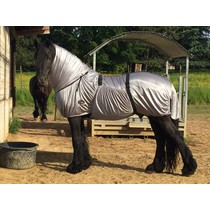 LuBa Paardendekens, Friesian horse® Eczeemdeken Comfort - Fries