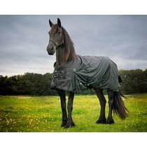 LuBa Paardendekens, Extreme® Regendeken Turnout 1680D - Fries