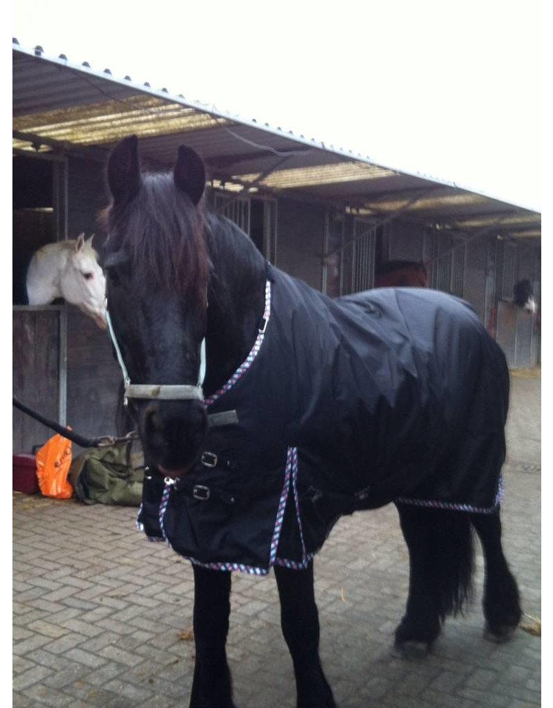 LuBa Paardendekens, Extreme® Winterdeken Turnout 1680D COMBO/Afneembare hals - Fries