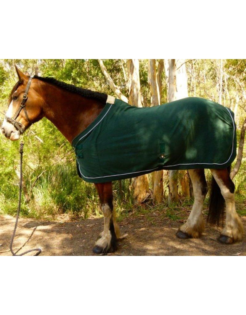 LuBa Paardendekens® Zweetdeken Classic Fleece