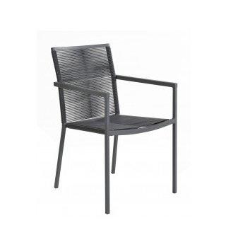 Max & Luuk Maud stapelbare stoel - Lava