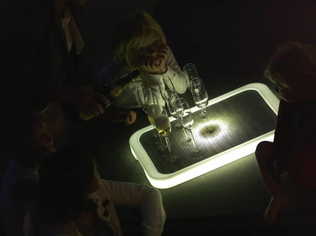 Imagilights Tron rectangular met LED verlichting