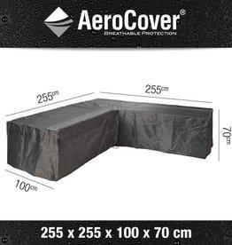 AeroCover Beschermhoes Hoeklounge - 255x255x100x70cm