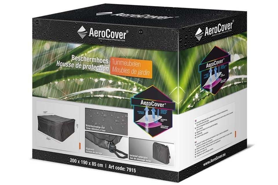 AeroCover Beschermhoes Tafelset - 200x190x85cm