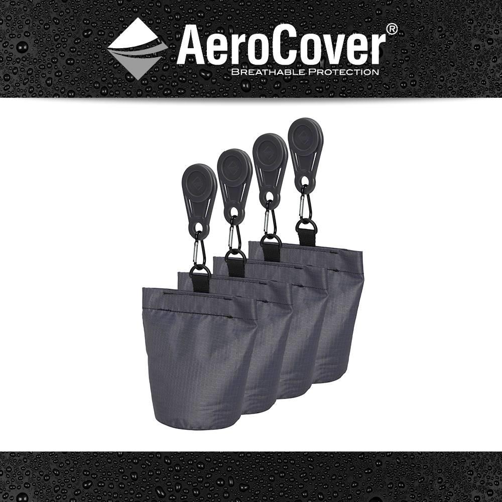 AeroCover Zandzak set - gewichtjes voor beschermhoes