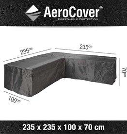 AeroCover Beschermhoes Hoeklounge - 235x235x100x70cm