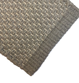 Outdoor Rug - 250x350 - Zilver