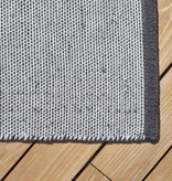Jardinico Vasco Outdoor Carpet - Charcoal Grey