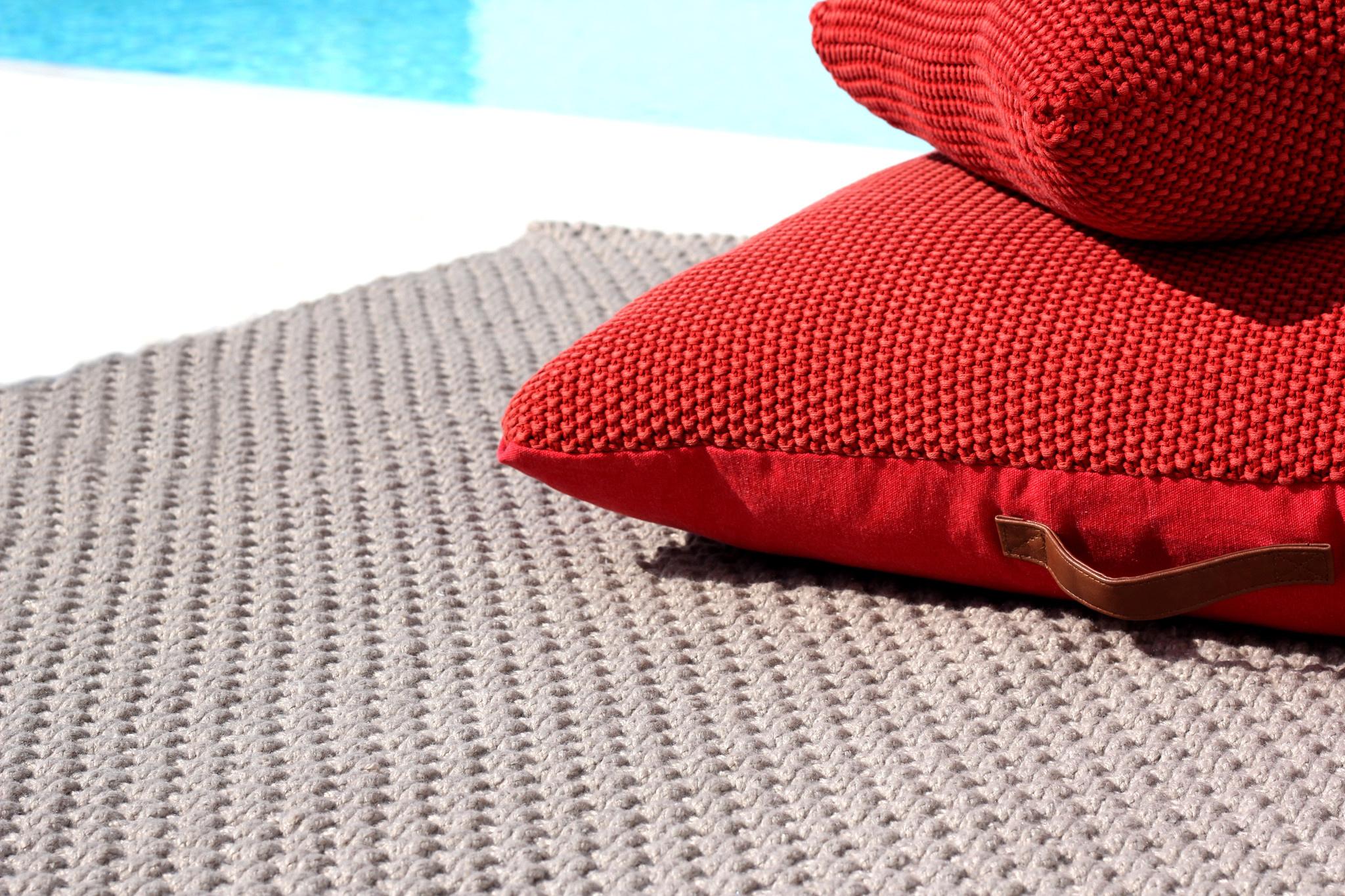 Jardinico Hampton Outdoor Carpet - Taupe-Taupe