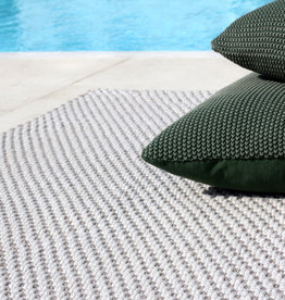 Jardinico Hampton Outdoor Carpet - Ivory-Taupe