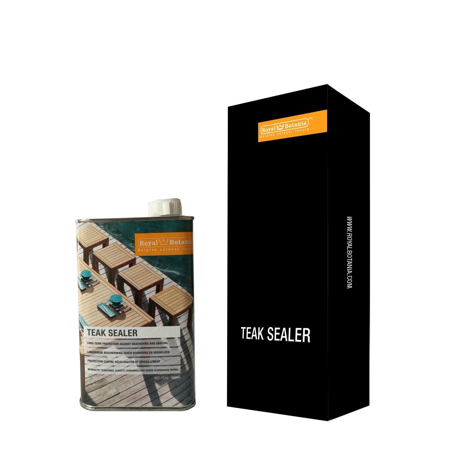 Teak Sealer - 500ml