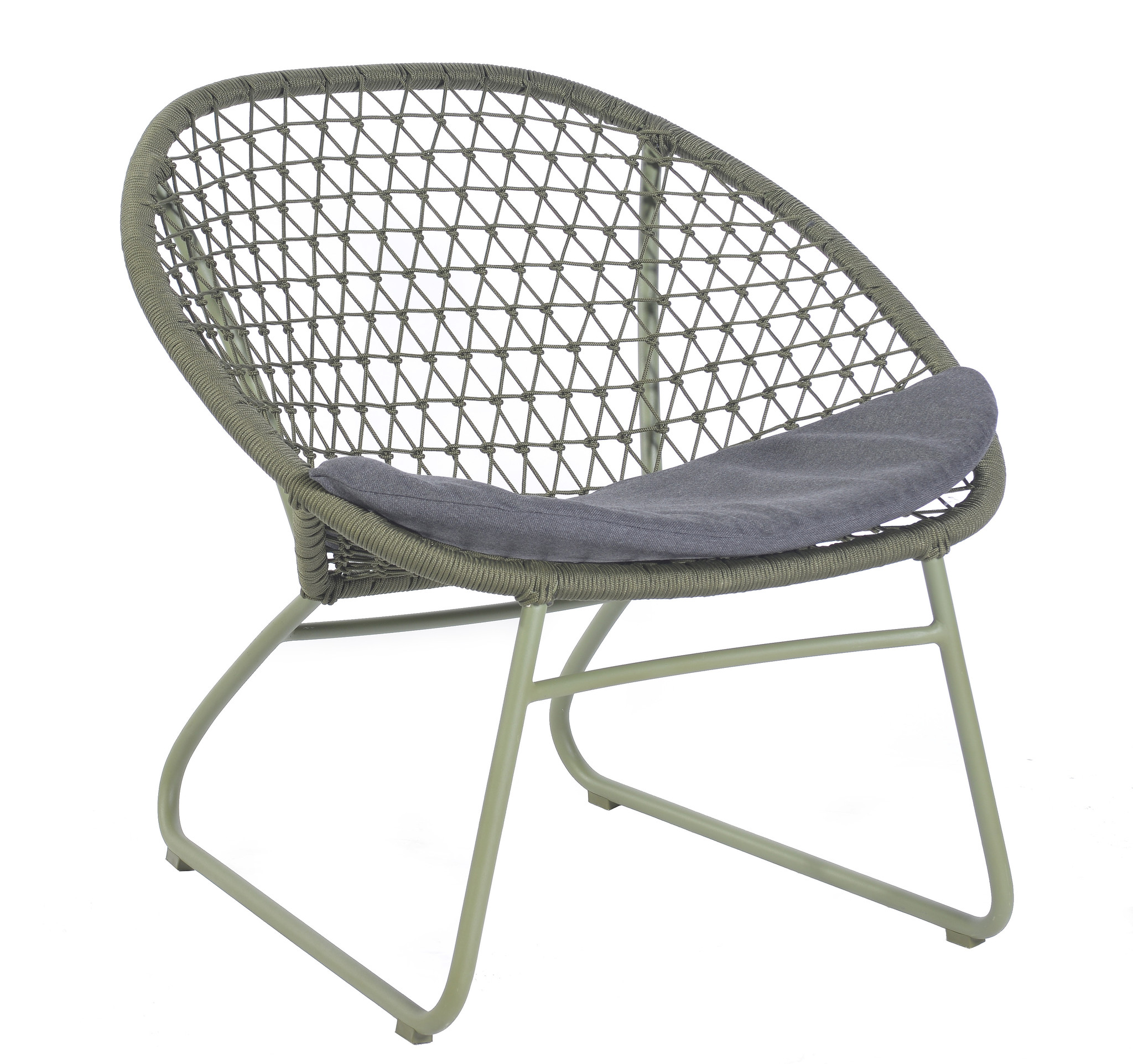 Max & Luuk Bella Chair - Moss