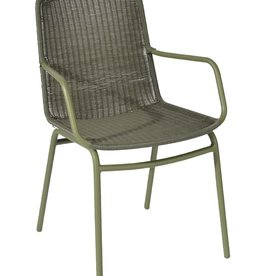 Max & Luuk Roy chair - Moss