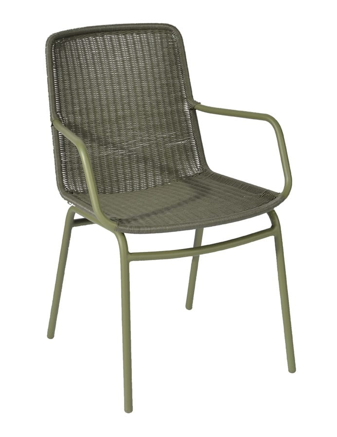 Max & Luuk Roy chair - Moss