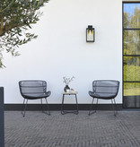 Max & Luuk Faye loungestoel - Lava