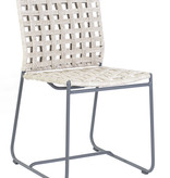 Max & Luuk Dean diningchair - White Shell